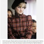As her star grew Diana's admirers became taken with the princesss eye for fashion as well as her charm