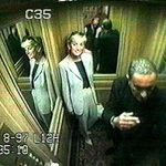 CCTV footage in the Ritz Hotel in Paris captured Dianas final hours Photo C PA