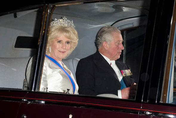 Camilla might be called Princess Consort and not Queen Consort when Charles is king Photo (C) GETTY