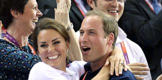 Catherine Duchess of Cambridge and Prince William Photo C GETTY IMAGES