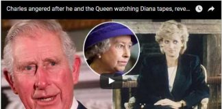Charles angered after he and the Queen watching Diana tapes reveals Royal butler