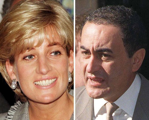 Diana, Princess of Wales, her companion Dodi Fayed, and their driver were killed in a car crash in the Place de L'Alma underpass in Paris Photo (C) GETTY IMAGes
