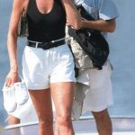 Diana pictured with Dodi in St Tropez nine days before the fatal car crash