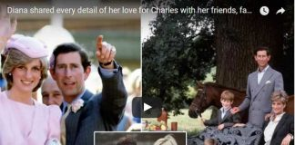 Diana shared every detail of her love for Charles with her friends family and flatmates