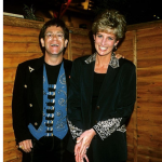 Elton John gave tribute to Princess Diana Photo C INSTAGRAM