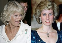 It is a priceless piece of jewellery that Princess Diana loved to show off Photo (C) GETTY IMAGESIt is a priceless piece of jewellery that Princess Diana loved to show off Photo (C) GETTY IMAGES