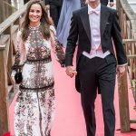 It was quite a day for Pippa and James who didnt stop all day long Photo C IBL REX SHTUTERSTOCK