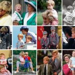 Its not the big events but the little moments. A candid view on a young Princes growing up with their mother Princess Diana Photo C GETTY