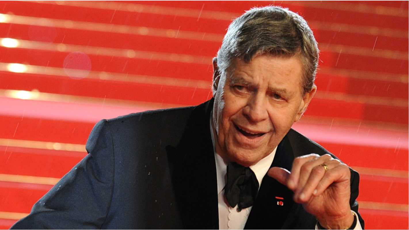 Jerry Lewis Photo (C) GETTY IMAGES