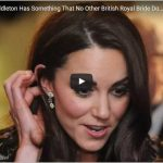 Kate Middleton Has Something That No Other British Royal Bride Does