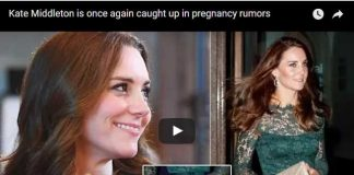 Kate Middleton is once again caught up in pregnancy rumors