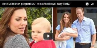 Kate a third royal baby likely