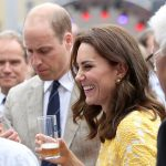 Many may kiss royals hand but this one kept millions of people hearts including Kate