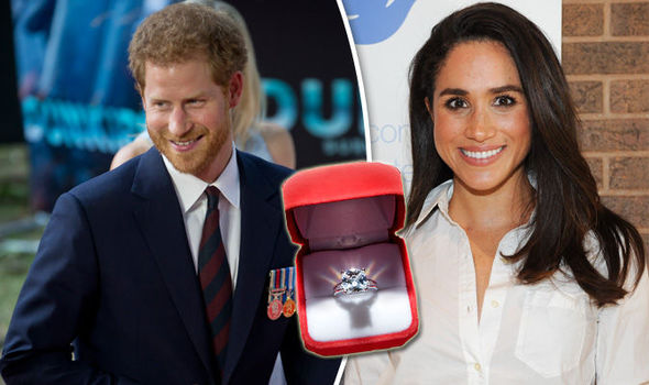 Meghan Markle Prince Harry is predicted to propose to his girlfriend during their holiday Photo (C) GETTY