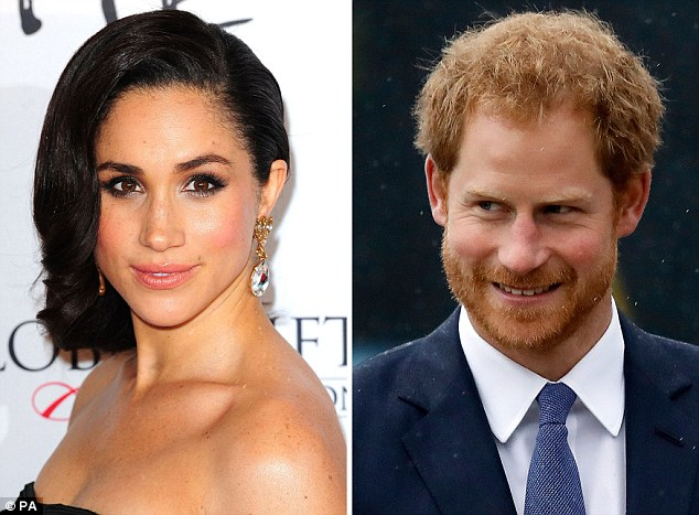 Meghan Markle has received her first public seal of approval from a member of the Royals since her relationship with Prince Harry was revealed