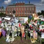 Members of the public visited Kensington Palace Dianas former home Photo C GETTY IMAGES