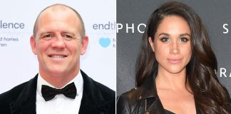 Mike Tindall and Meghan Markle Photo C IAN WEST PA IMAGES GETTY IMAGES GEORGE PIMENTEL WIREIMAGE