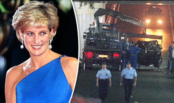 Mr Gourmelon performed CPR and revealed Diana started breathing again Photo (C) GETTY