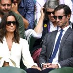 Mr. and Mrs. James Matthews stepped out in support of their close pals entrepreneur Jöns Bartholdson and Anna Ridderstad Photo C JAVIER GARCIA BII REX SHUTTERSTOCK