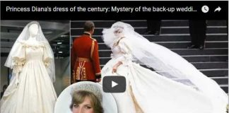 Mystery of the back-up wedding gown that vanished