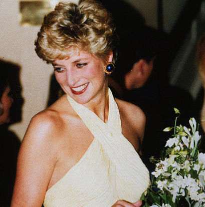 PEOPLE'S PRINCESS Diana was beloved around the world for her charity work and charm Photo (C) GETTY