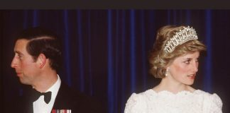 Prince Charles and Diana in Vancouver, Canada, 1986 Photo (C) GETTY IMAGES