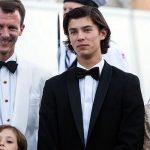Prince Nikolai celebrates 18th birthday Photo C GETTY IMAGES