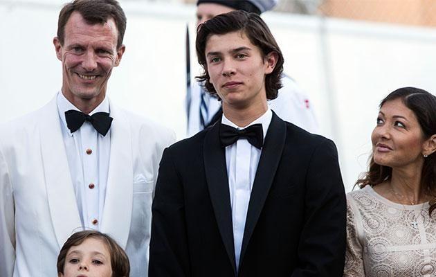 Prince Nikolai celebrates 18th birthday Photo (C) GETTY IMAGES