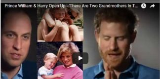 Prince William & Harry Open Up - 'There Are Two Grandmothers In Their Lives' On Princess Diana