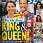 Prince William Kate Middleton Named Next King And Queen Of England Photo C LIFE AND STYLE