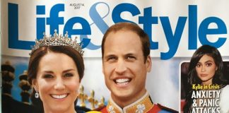 Prince William, Kate Middleton Named Next King And Queen Of England Photo (C) LIFE AND STYLE