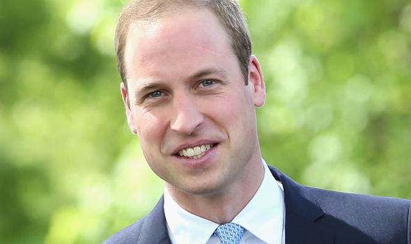 Prince William has become an outspoken champion of Africa's vanishing wildlife Photo (C) GETTY
