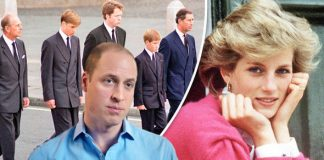 Princess Diana 7 Days Prince William reveals mother 'walked beside him' at funeral Photo C GETTY
