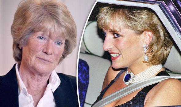 Princess Diana 7 Days Sister Lady Sarah McCorquodale drops SHOCKING seatbelt revelation Photo C BBC GETTY