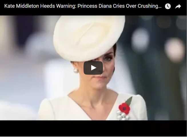 Princess Diana Cries Over Crushing Royal Pressure in Secret Tapes