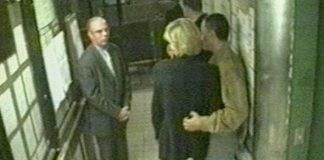 Princess Diana and Dodi Fayed were seen on CCTV just minutes before the fateful crash Photo (C) GETTY