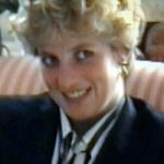 Princess Diana as she appears in the video Photo C CHANNEL 4
