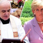 Princess Diana asked a priest if he could marry her Muslim boyfriend Dodi Fayed Photo C GETTY