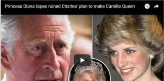 Princess Diana tapes ruined Charles plan to make Camilla Queen