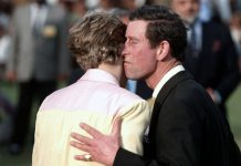 Princess Diana v Prince Charles in pictures The couple on February 13, 1992 in Jaipur, India Photo (C) GETTY