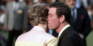 Princess Diana v Prince Charles in pictures The couple on February 13 1992 in Jaipur India Photo C GETTY