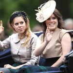 Princess Eugenie and Princess Beatrice at the Trooping the Colour Parade Photo C GETTY