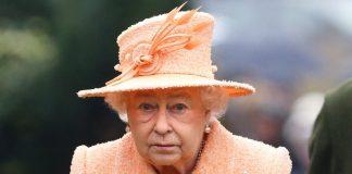 Queen Elizabeth II Sad Photo C GETTY IMAGES
