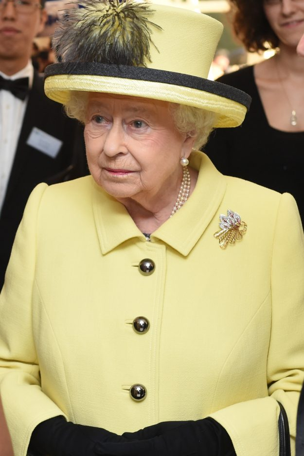 Queen Elizabeth's drinking habits have been revealed [Gerry]