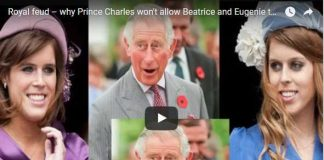 Royal feud – why Prince Charles won't allow Beatrice and Eugenie to be pampered princesses