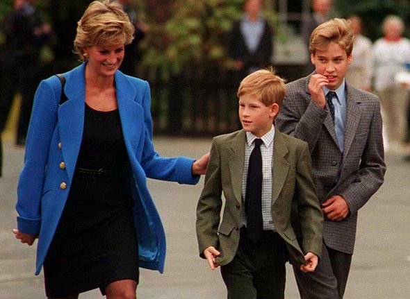 The 20th anniversary of Princess Diana's death will take place next week Photo (C) GETTY