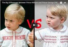 The Big Differences Between Prince William and Prince GeorThe Big Differences Between Prince William and Prince George Childhoode Childhood