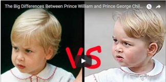 The Big Differences Between Prince William and Prince George Childhood