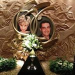 The Controversial Diana Dodi Memorial at Harrods in London Photo C GETTY IMAGES
