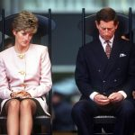 The Prince and Princess of Wales attend a welcome ceremony in Toronto at the beginning of their Canadian tour October 1991 Photo C GETTY